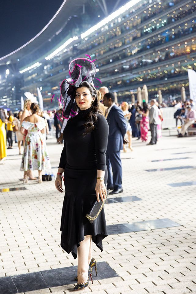 In pictures: Dubai World Cup 2019 - best dressed women