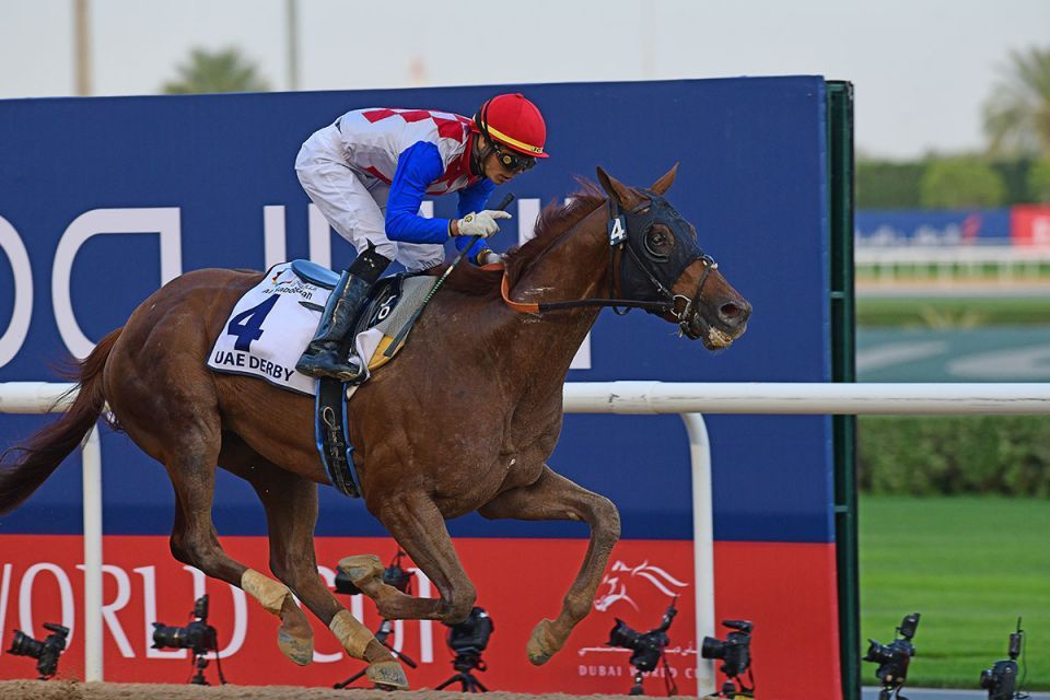 In pictures: Dubai World Cup 2019 at Meydan