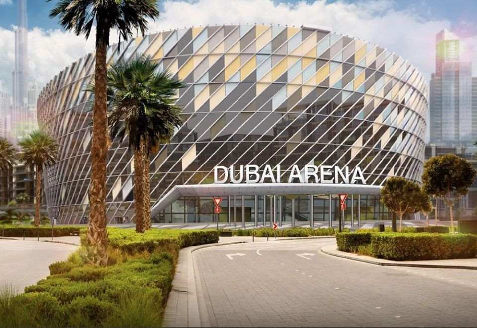In pictures: Sheikh Mohammed launches Dubai Arena at City Walk