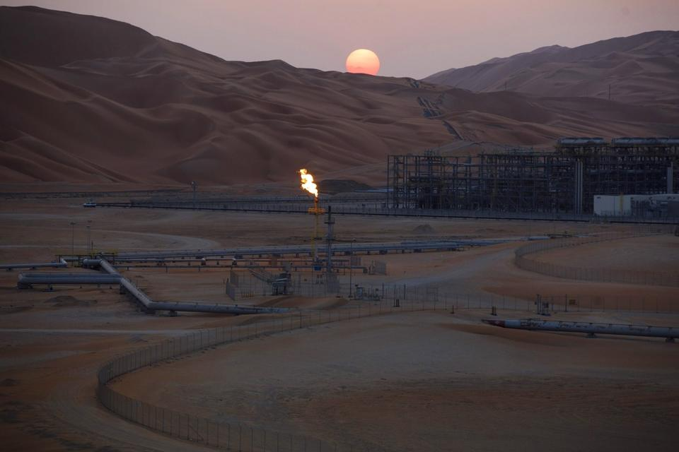 Saudi Aramco said to formally announce IPO plan in October