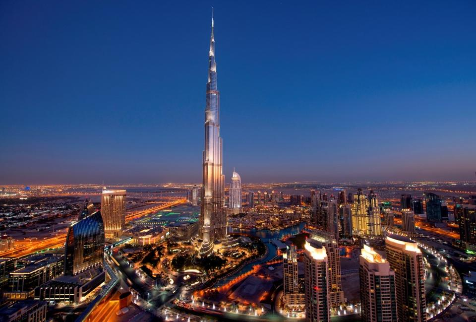 Etisalat says 5G now available in world's tallest tower