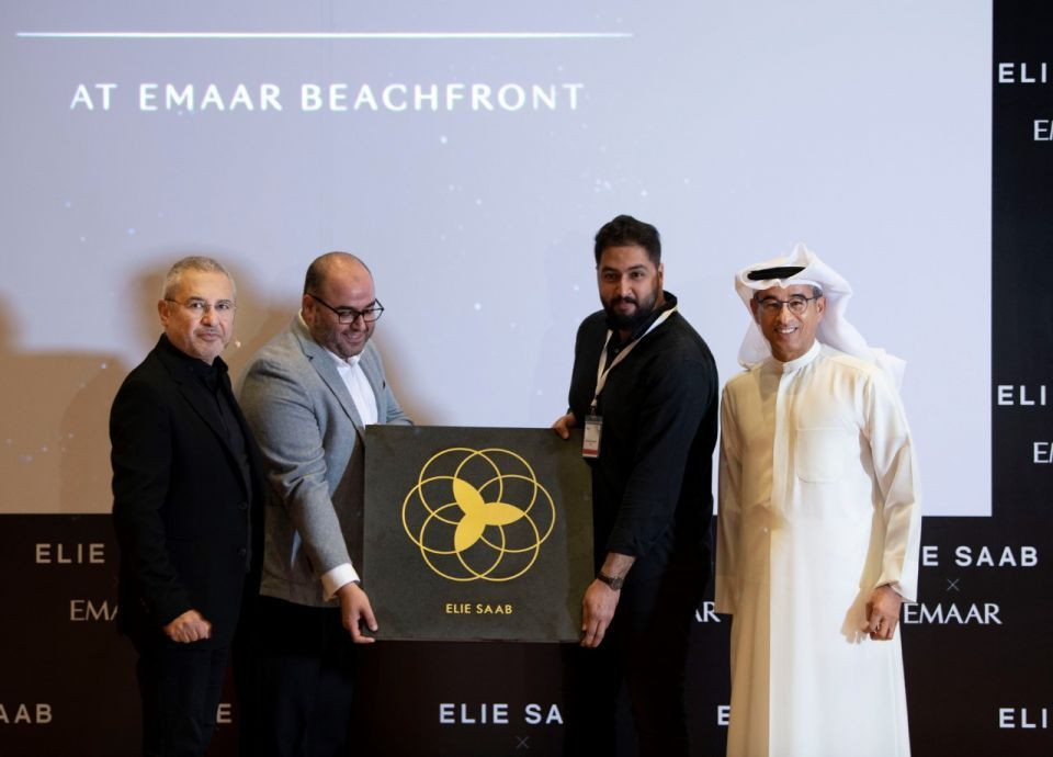 Elie Saab to get star in Dubai's version of Hollywood's Walk of Fame