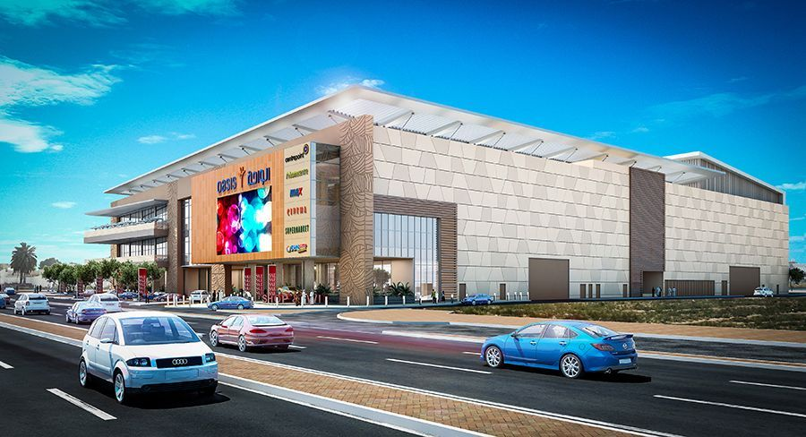 Landmark Group to open new Oasis Mall in Sharjah