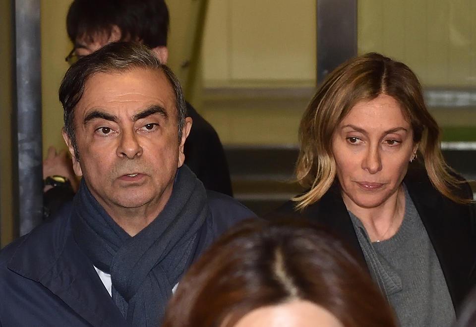 Carlos Ghosn didn't receive any money via Oman, says lawyer