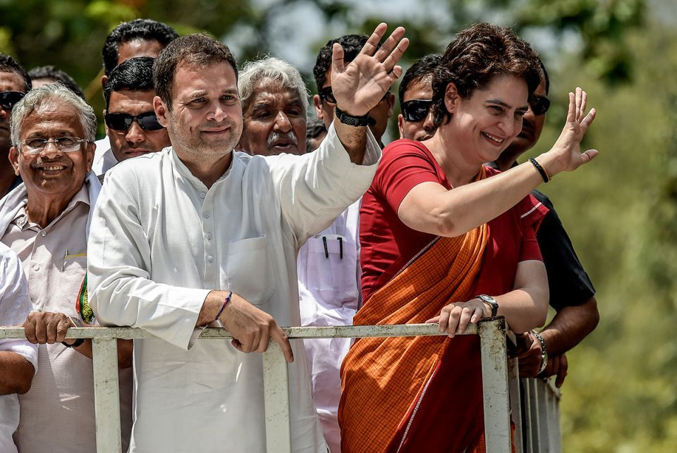 India's storied Gandhi family in crisis after Modi's big win