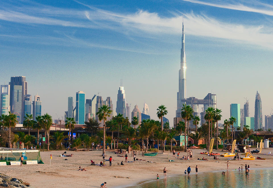 Dubai tenants 'well positioned' to demand rent-free periods