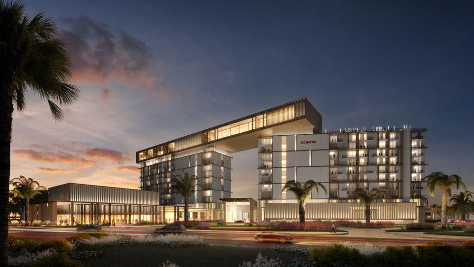 Construction contract awarded for new luxury Ras Al Khaimah hotel