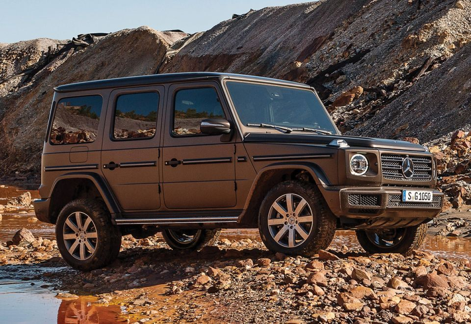 Review: The grown up Mercedes 'G-Wagen'
