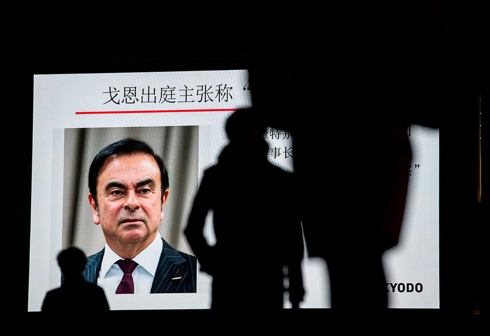 Carlos Ghosn returns to Beirut with tales to tell and scores to settle