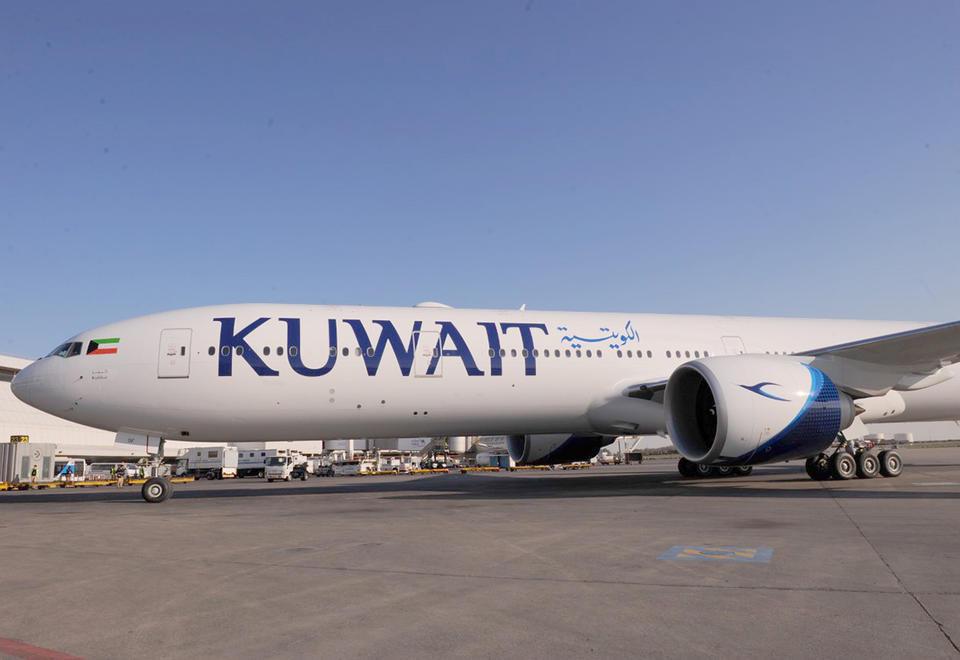 Kuwait Airways to lead evacuation of citizens from Italy