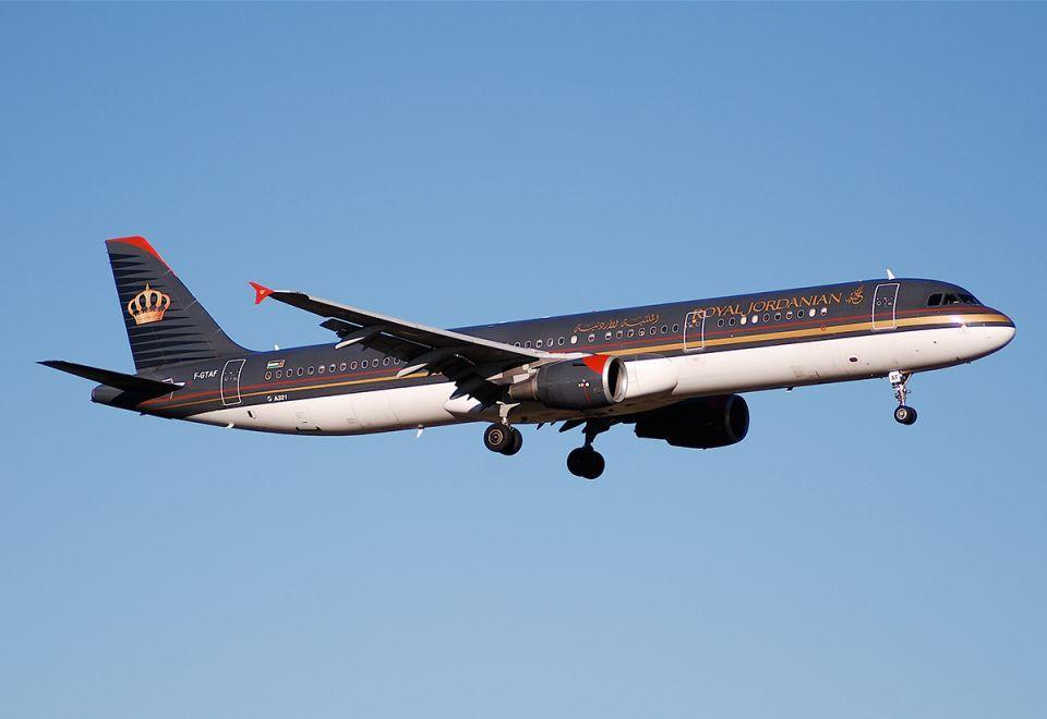 Royal Jordanian upgrades in-flight entertainment
