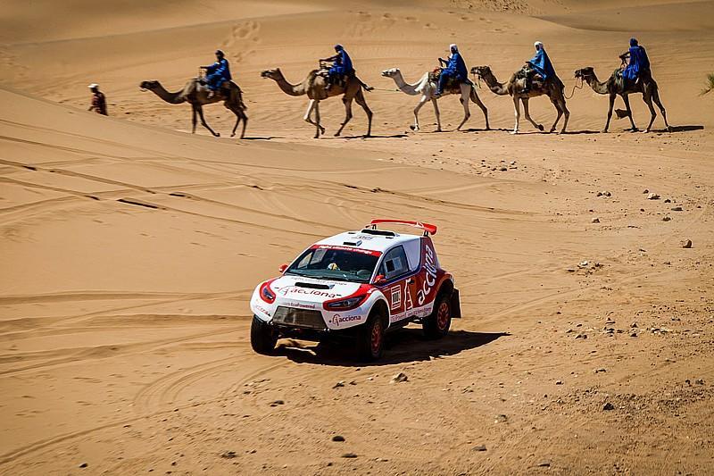 Saudi Arabia picked to host Dakar Rally in 2020