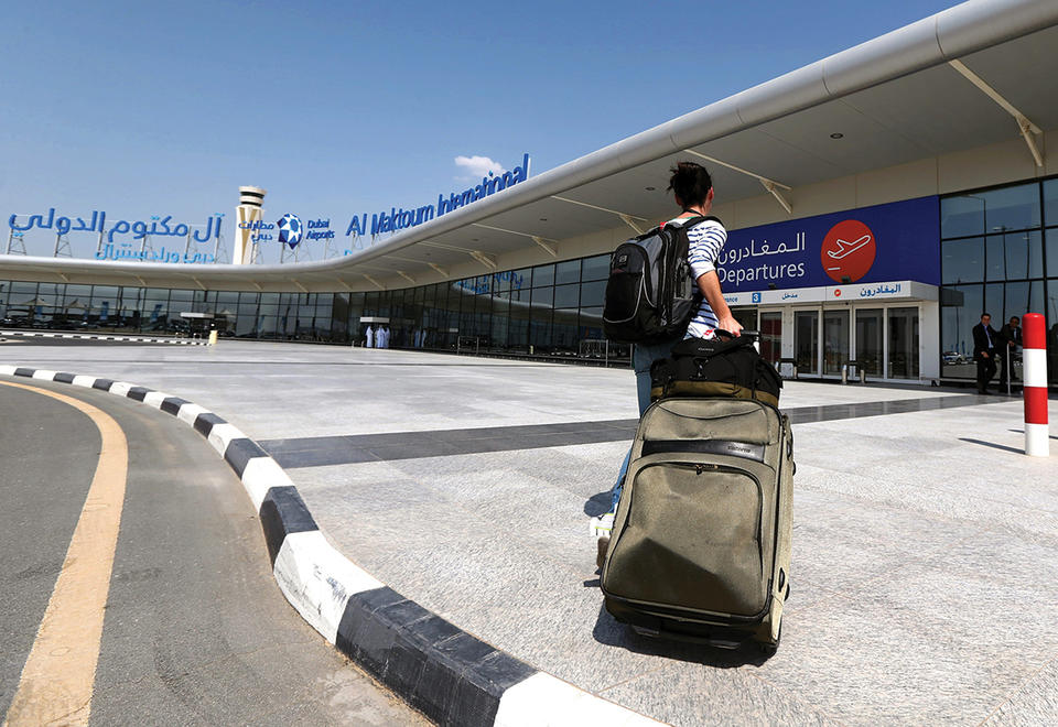Gallery: How flight disruptions impact passengers and airlines in the Middle East