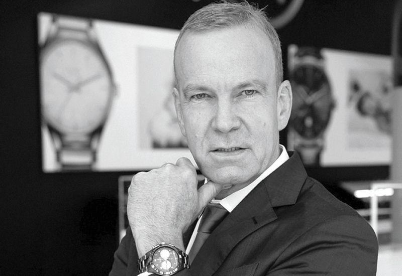 The quest to be timeless: Matthais Breschan, Rado CEO