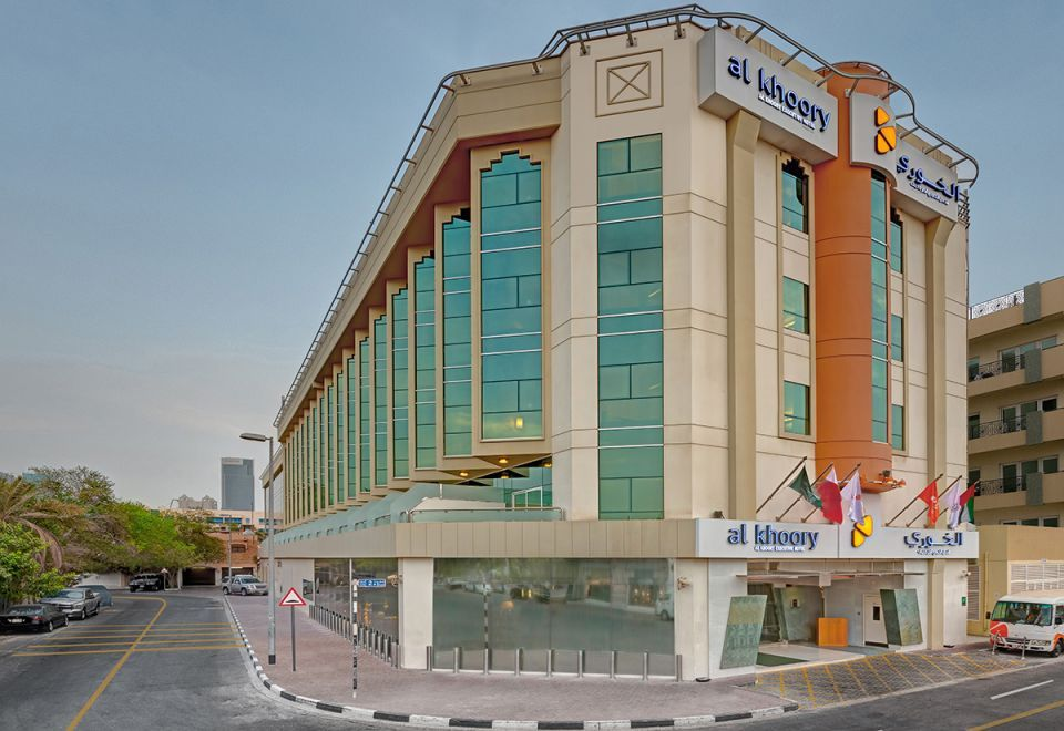 Dubai-based Al Khoory to open Al Quoz's first two hotels