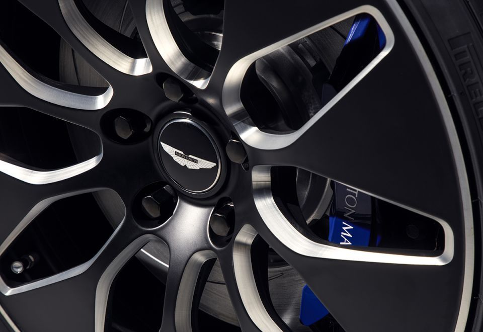 Gallery: Aston Martin's first electric car Rapide E