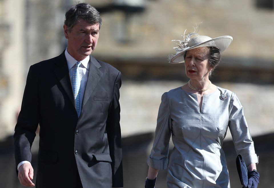 In pictures: British royal family celebrated Easter church service at Windsor Castle