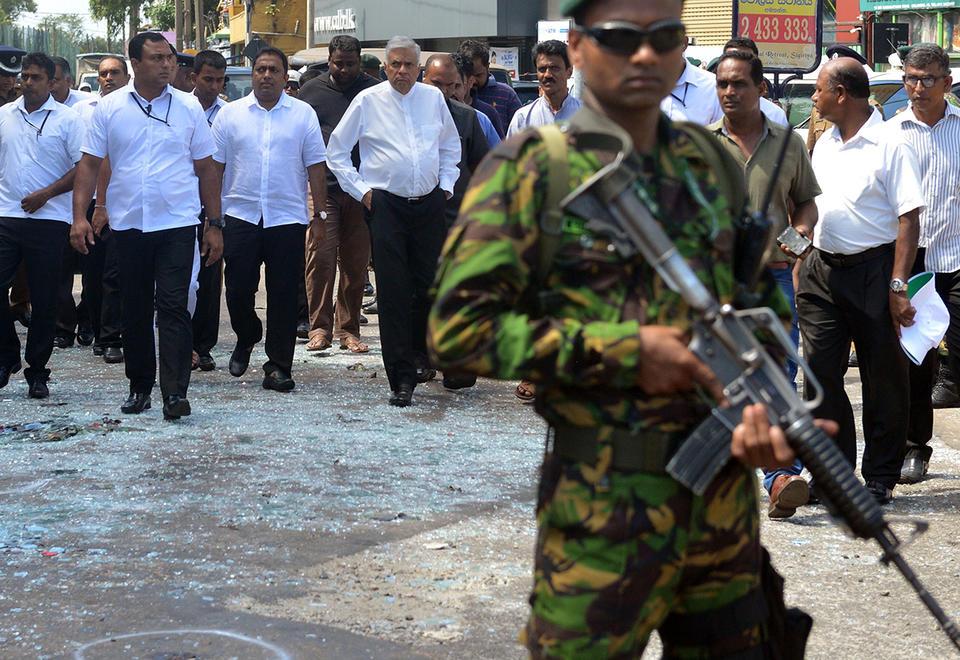 Saudi Arabia repatriates Sri Lankans arrested over Easter attacks