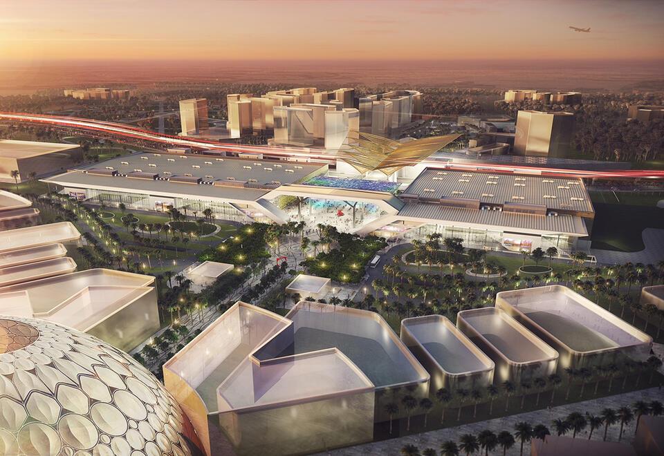 Expo 2020 Dubai to host Cityscape, Comic Con, Games Con