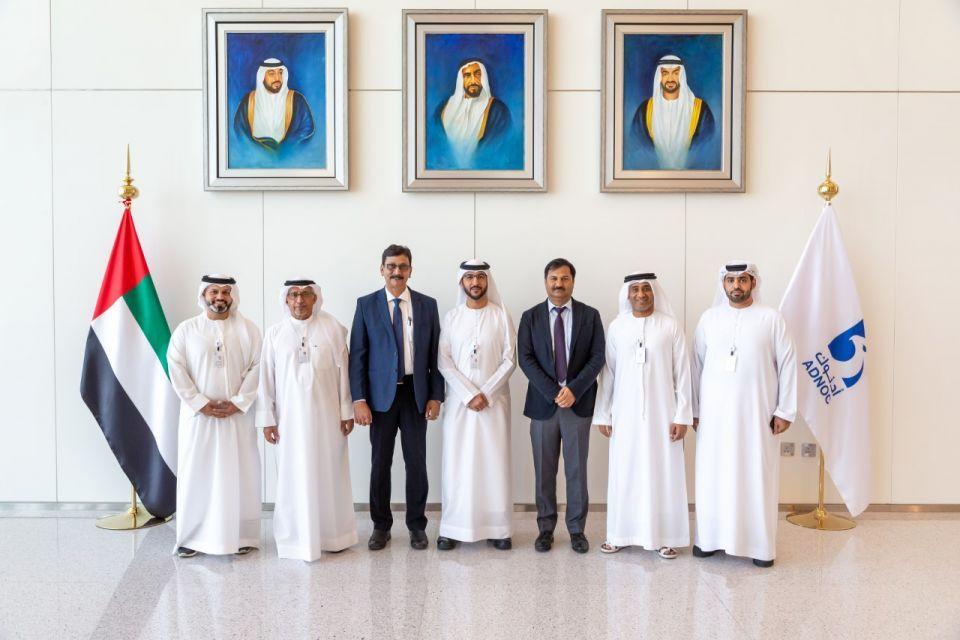 UAE's Adnoc signs key base oil deal to enter Indian market