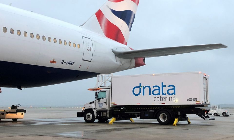 Dubai's Dnata expands US catering operations
