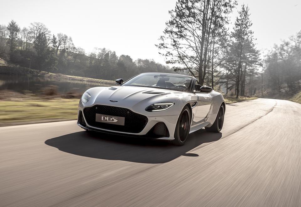 Aston Martin profit drops before vital SUV launch