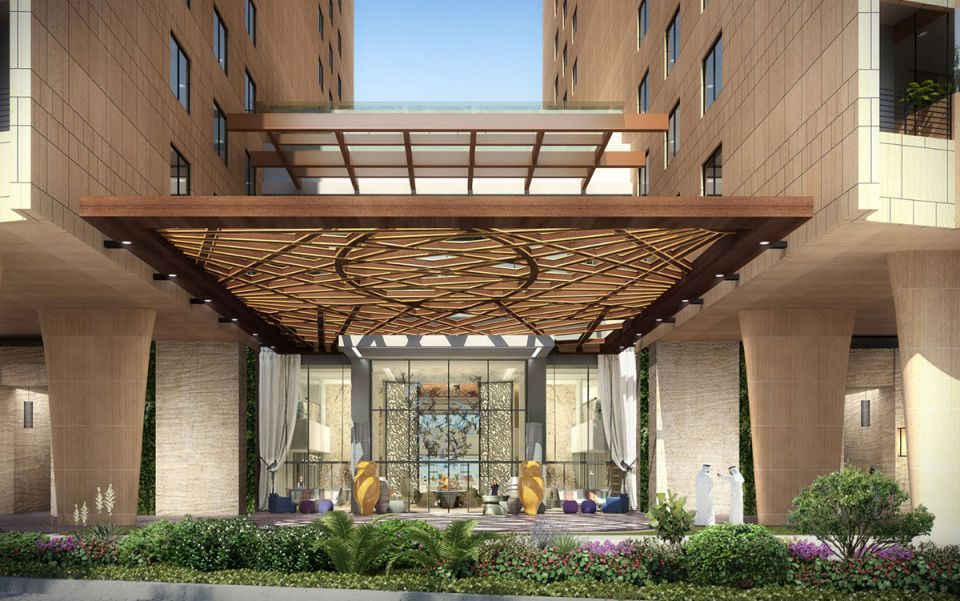 Dubai's first Andaz branded hotel to open in December