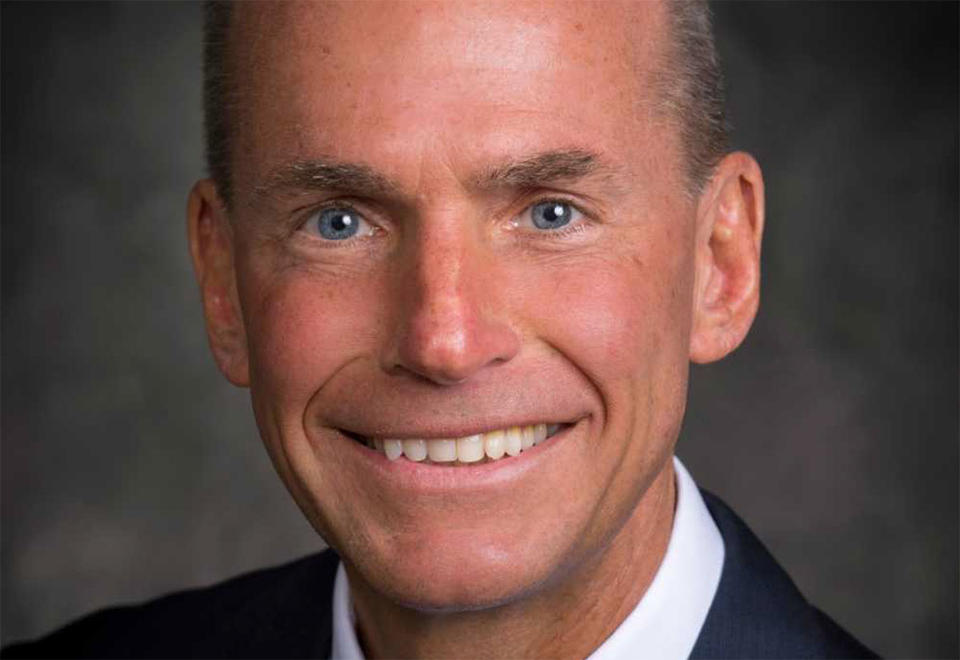 Boeing CEO defends 737 Max software system as grounding drags on
