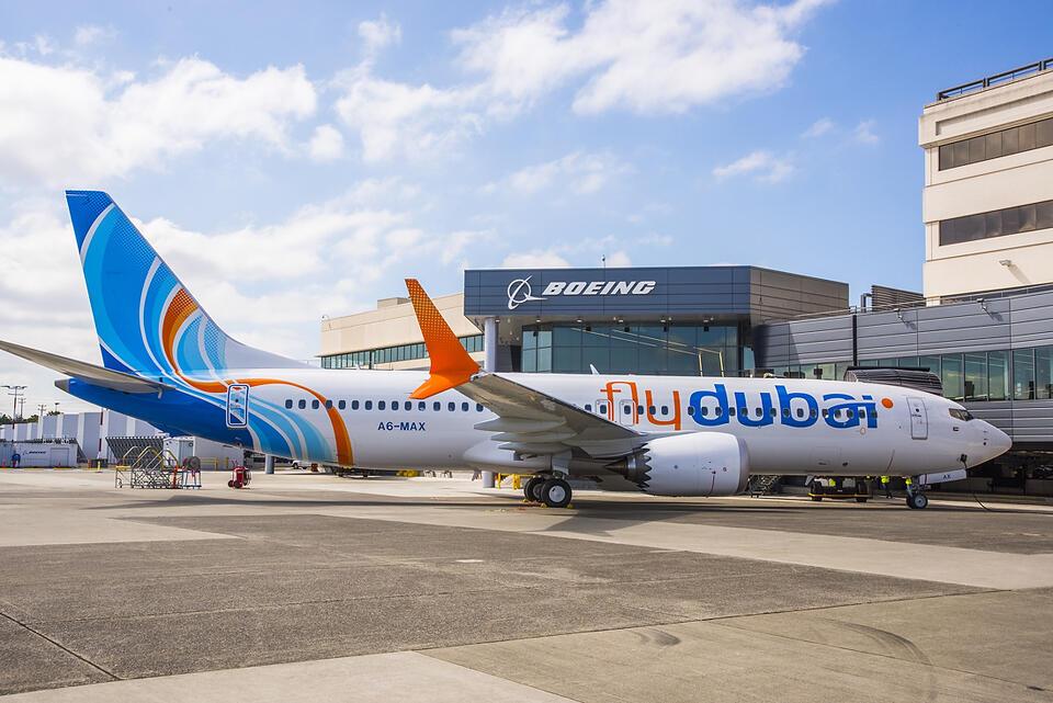 Boeing 'sorry' for Flydubai 737 Max groundings