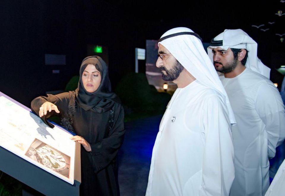 Gallery: Dubai's new futuristic urban projects