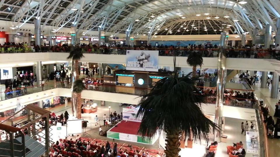 $80m expansion of Saudi shopping mall completed