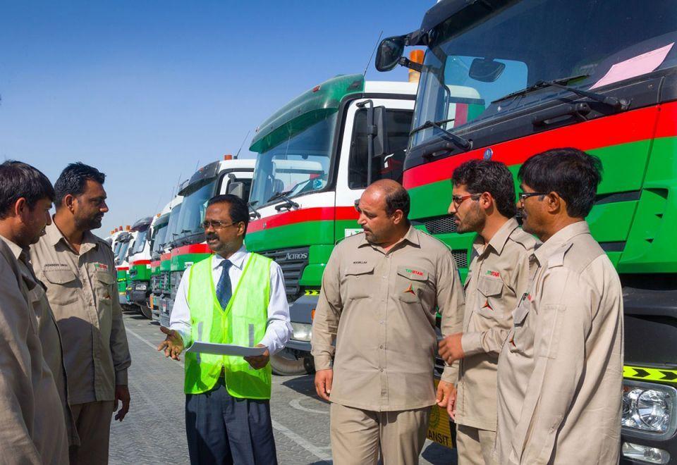 Dubai logistics firm Tristar said to pick BofA, Citi for IPO
