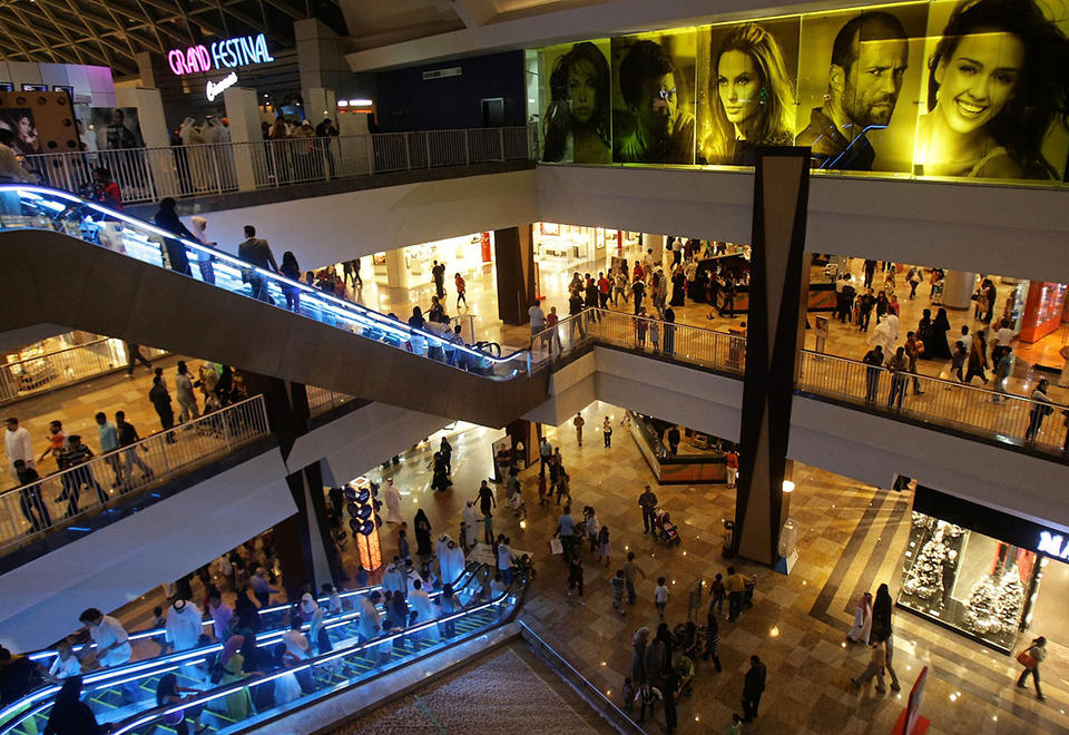 Five things to know about the GCC's retail sector
