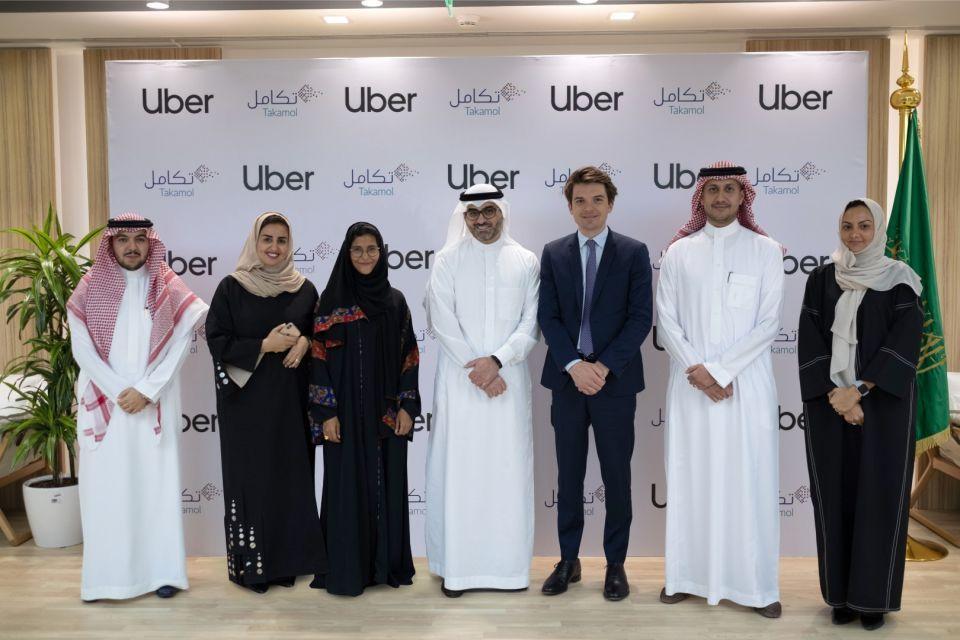 Uber pens partnership to give affordable transport for Saudi women
