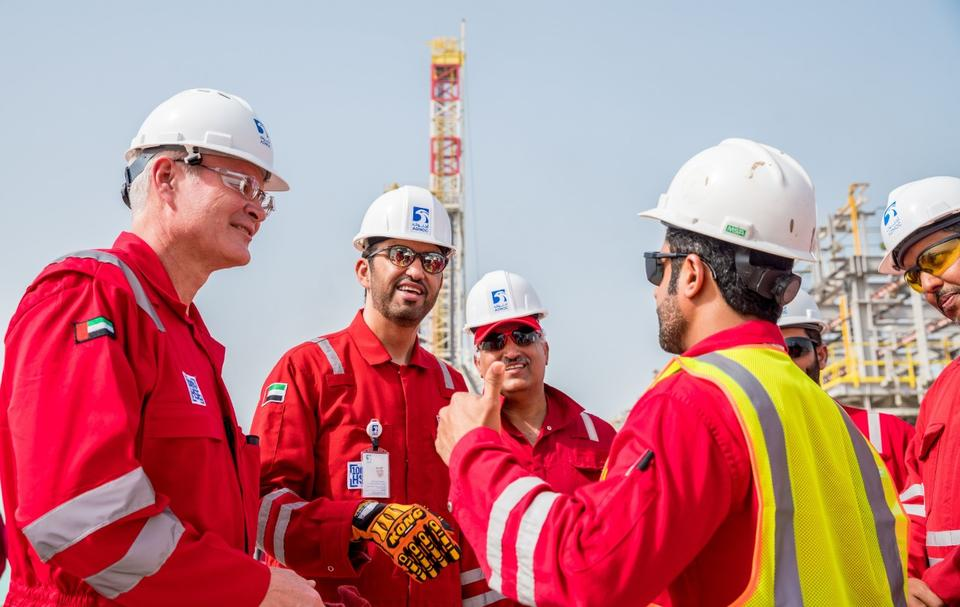 Exxon Mobil says $6.5bn invested in Abu Dhabi oil field