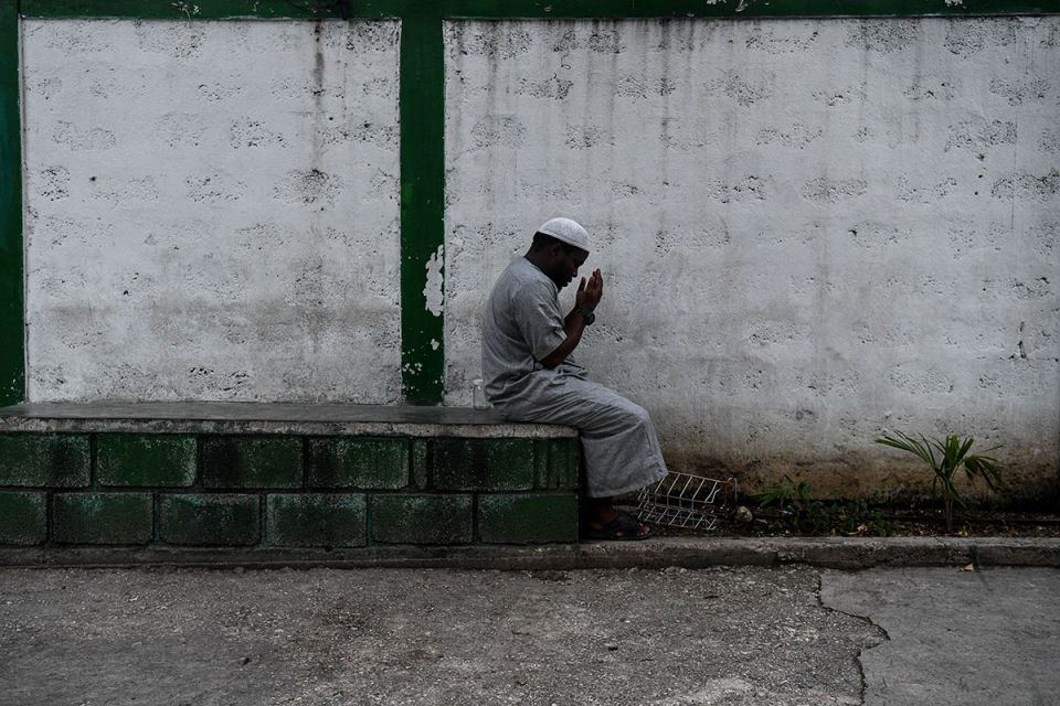 In pictures: Muslims around the world celebrate Ramadan