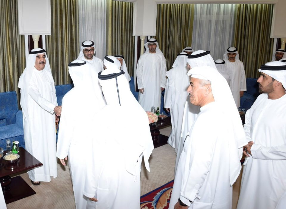 In pictures: UAE Rulers receive Ramadan well-wishers
