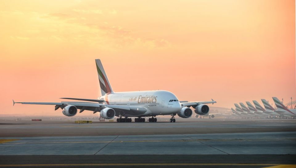 Emirates airline reports 69% profit fall after a 'tough' year - Sheikh Ahmed