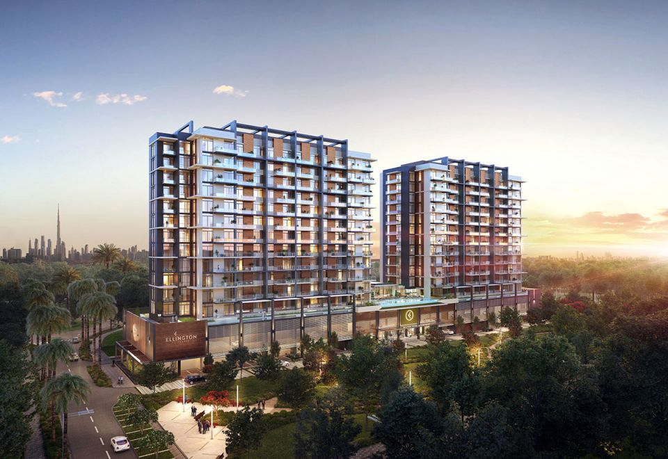 Ellington launches 'Wilton Park Residences' in MBR City