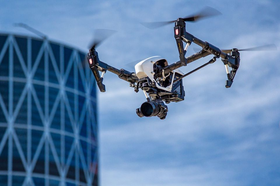 Reach for the skies: Why Falcon Robotics sees a bright future in the business of drones