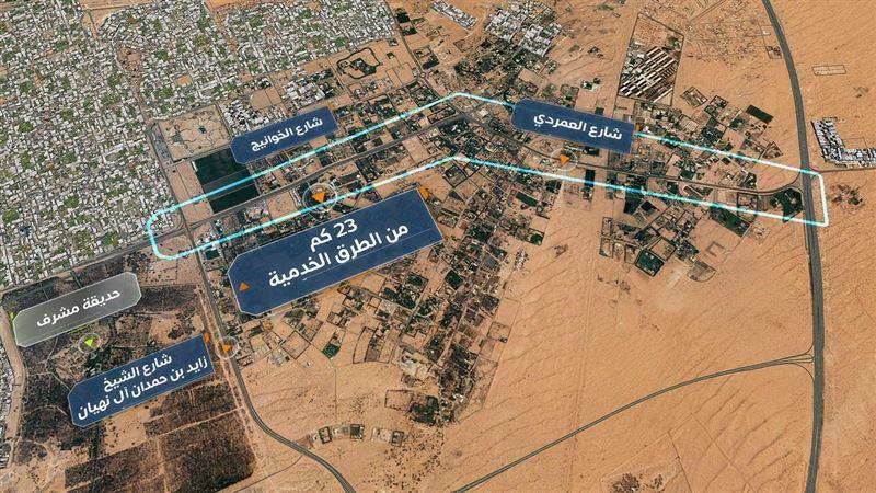 Dubai's RTA awards contract for key $136m Dubai roads project