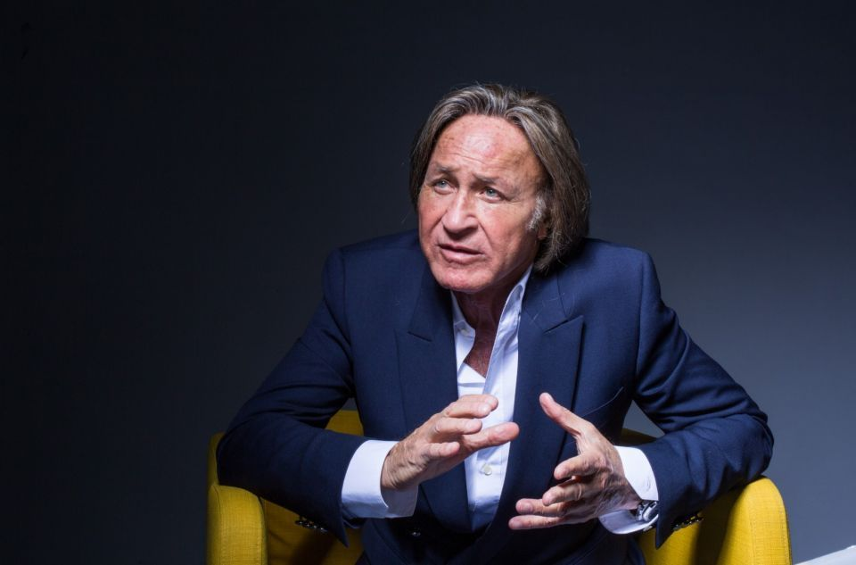 Mohamed Hadid mulls 'dream' project in Palestine