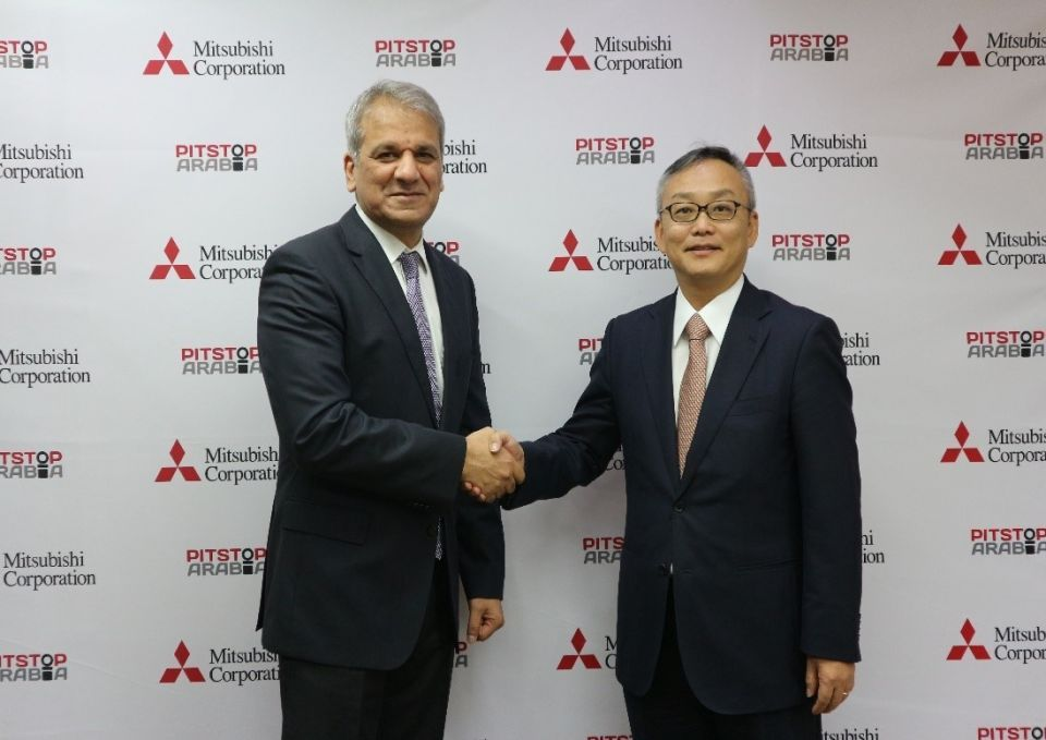 Japanese giant Mitsubishi invests in UAE online tyre retailer