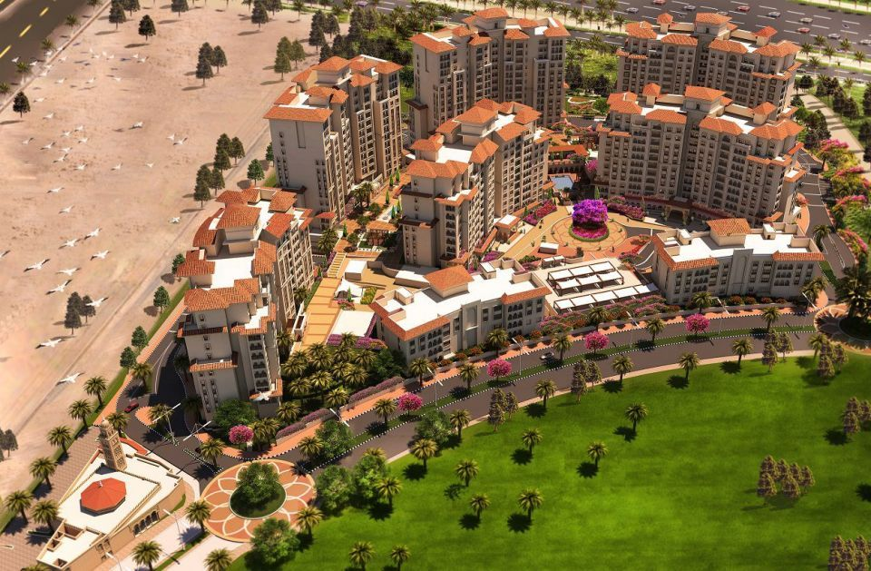 Jumeirah Golf Estates says Alandalus towers set for 2020 completion