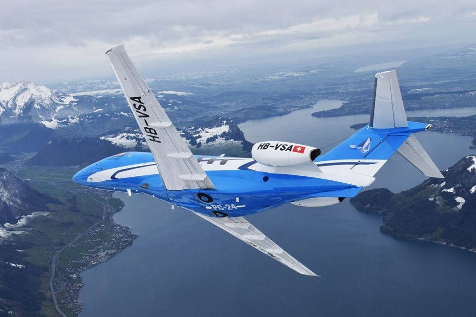 UAE's Strata extends agreement to supply Pilatus Aircraft