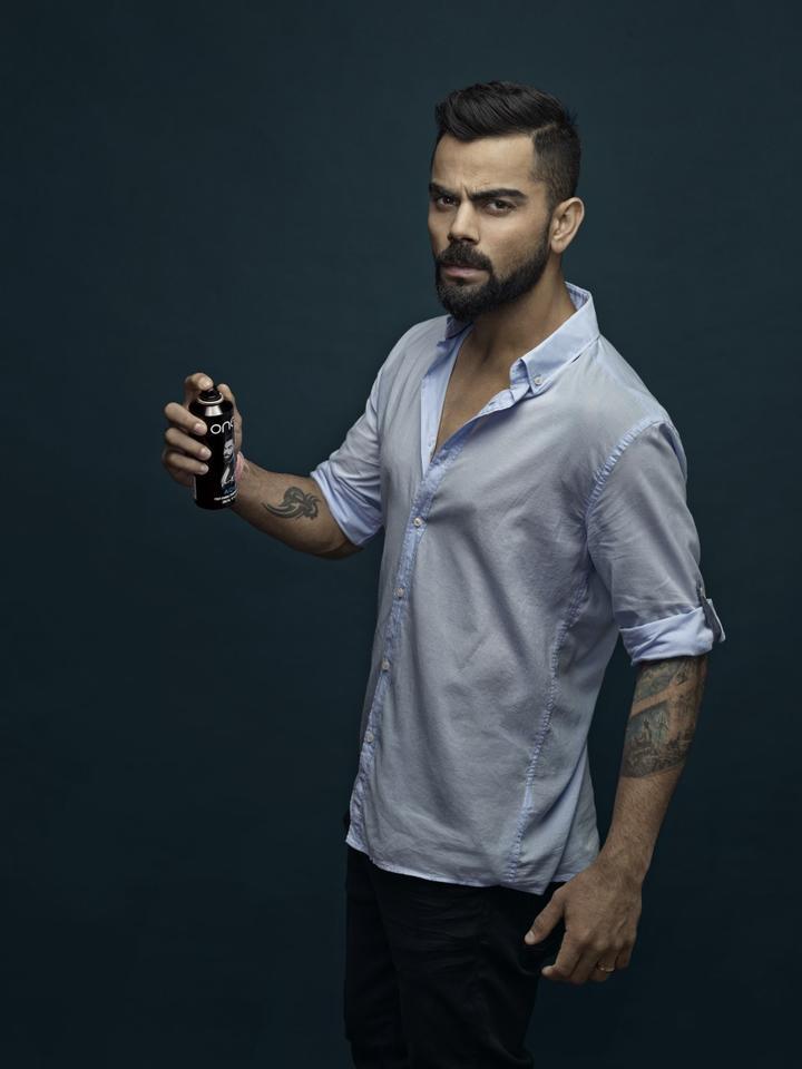 Indian cricket star launches fragrances in Dubai