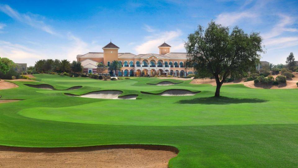 Dubai's Els Club begins upgrade of facilities
