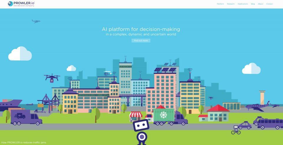 Tencent, Pearson among backers of $100m UK AI start-up