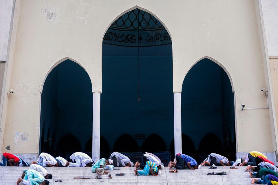 Gallery: Best photographs of the Ramadan