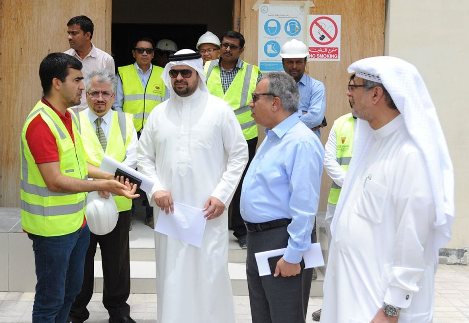 Bahrain's fire-hit A'ali municipality building to open in August